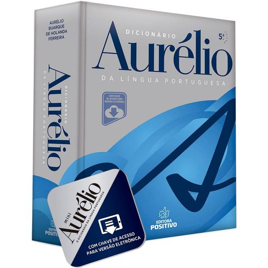 Dicionario Aurelio com Acesso Digital - Positivo