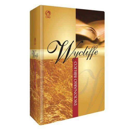 Dicionario Biblico Wycliffe - Cpad