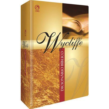 Dicionário Bíblico Wycliffe Dicionário Wycliffe