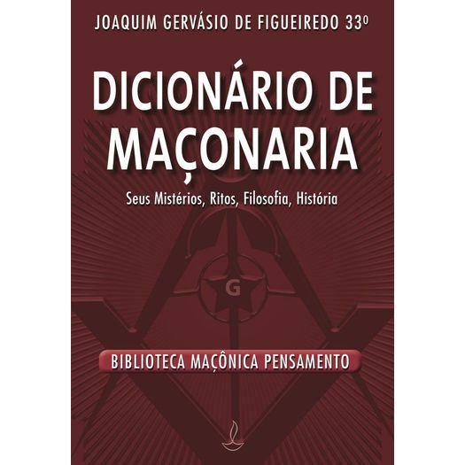 Dicionario de Maconaria - Pensamento