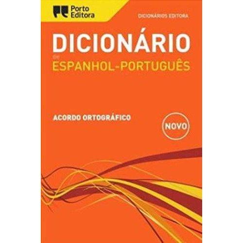 Dicionario Editora de Espanhol-Portugues
