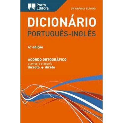 Dicionario Editora de Portugues-Ingles