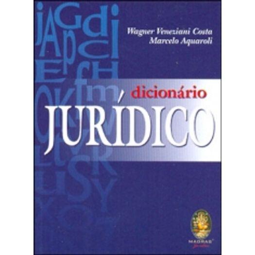 Dicionario Juridico - Madras