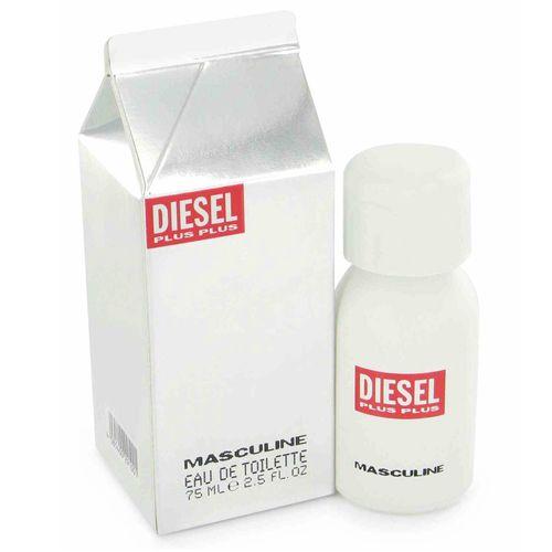 Diesel Plus Plus Eau de Toilette Masculino 75 Ml