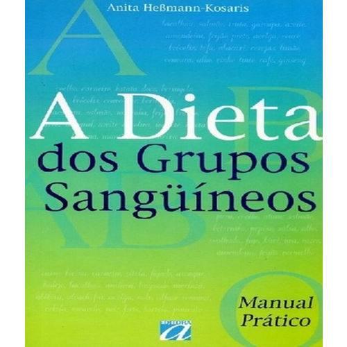 Dieta dos Grupos Sanguineos, a