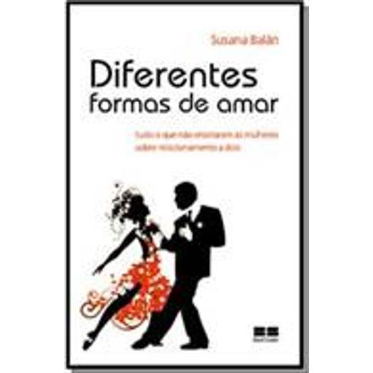 Diferentes Formas de Amar - Best Seller