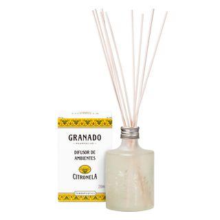 Difusor de Ambientes Granado - Citronela 250ml