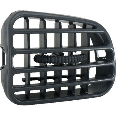 Difusor de Ar Blazer/S10 01/11 Central (Autoplast) LD Cinza 60671.86 (AP 1028)