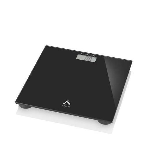 Digi Health Multilaser Balanca Digital Preta Hc022