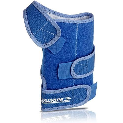 Digitala para Mão Esquerda - Azul - SALVAPE PRODUTOS ORTOPEDICOS LTDA