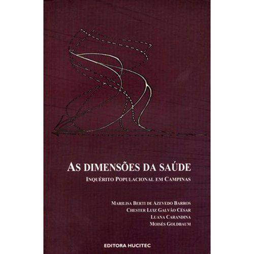 Dimensoes da Saude, as