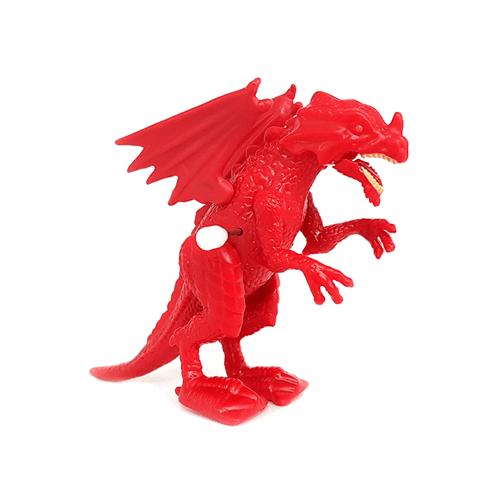 Dinossauro Mighty Megassauro a Corda - Dragão - Fun - FUN