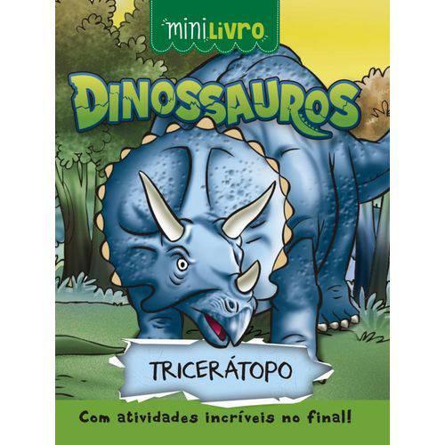 Dinossauros - Triceratopo