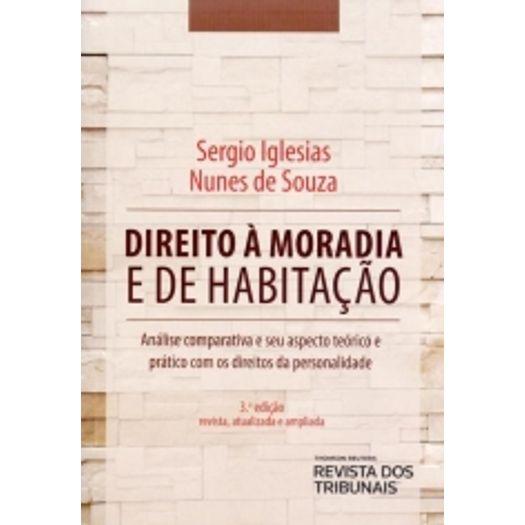 Direito a Moradia e de Habitacao - Rt