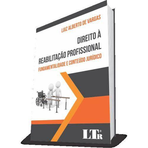 Direito a Reabilitacao Profissional - 01ed/17