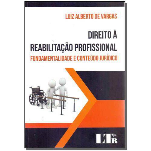 Direito a Reabilitacao Profissional
