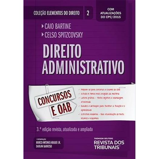 Direito Administrativo - Vol 2 - Rt
