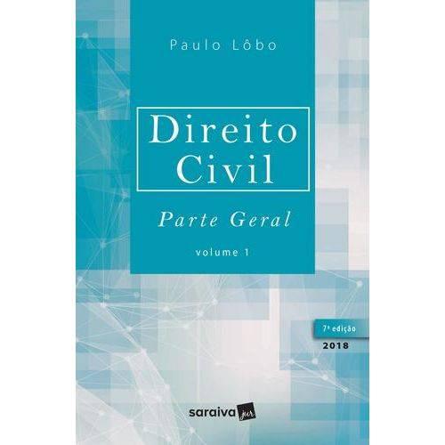Direito Civil 1 - Parte Geral