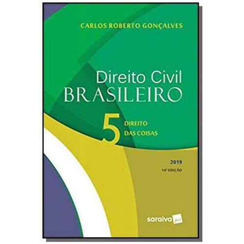 Direito Civil Brasileiro Vol 5 - Goncalves - Saraiva