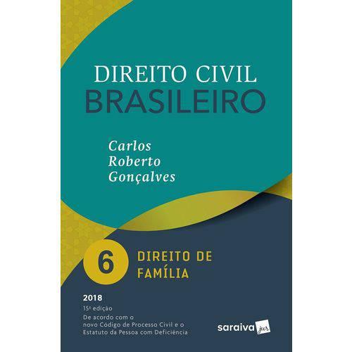 Direito Civil Brasileiro Vol 6 - Goncalves - Saraiva