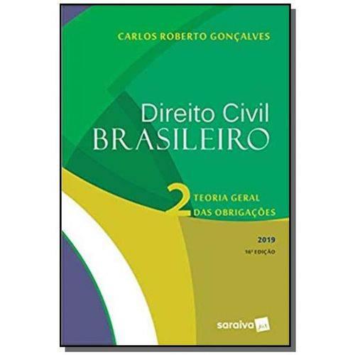Direito Civil Brasileiro Vol 2 - Goncalves - Saraiva