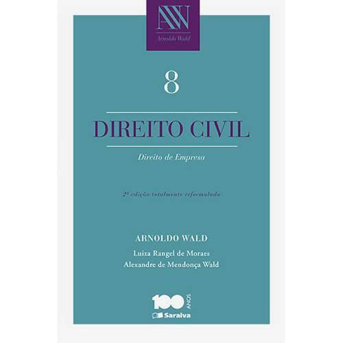 Direito Civil - Direito de Empresa 2ª Ed