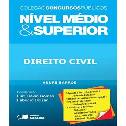 Direito Civil - Nivel Medio e Superior