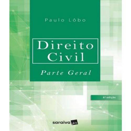 Direito Civil - Parte Geral - 06 Ed