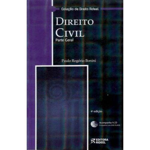 Direito Civil - Parte Geral