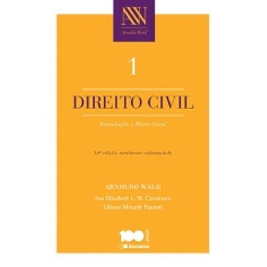Direito Civil Vol 1 - Wald - Saraiva