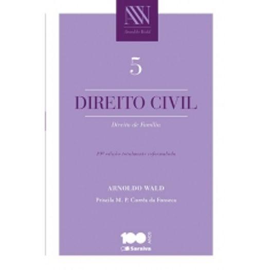 Direito Civil Vol 5 - Wald - Saraiva