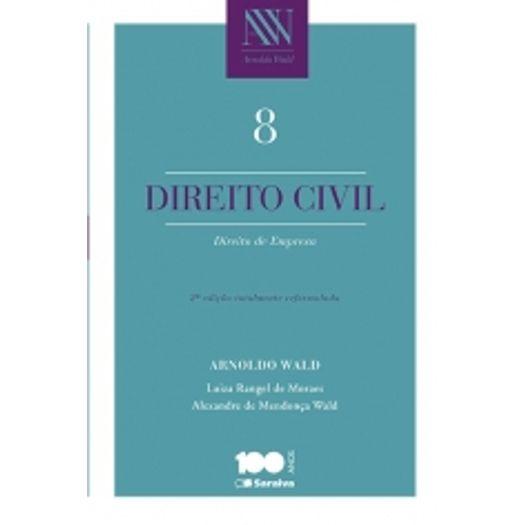 Direito Civil Vol 8 - Wald - Saraiva