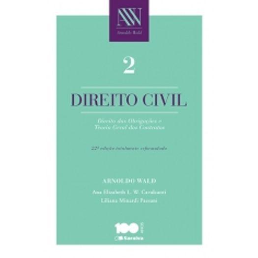 Direito Civil Vol 2 - Wald - Saraiva