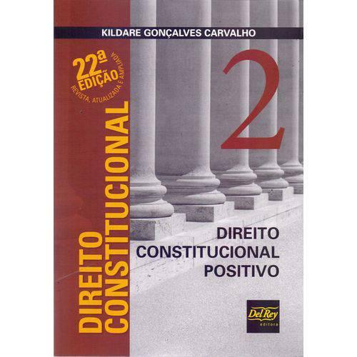 Direito Constitucional - 02 - 22ed/17
