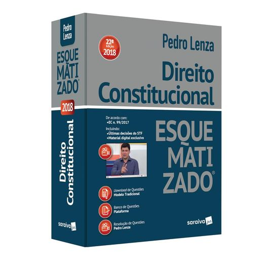 Direito Constitucional Esquematizado - Saraiva - 22ed