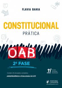 Direito Constitucional - 2ª Fase da OAB (2018)