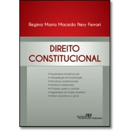 Direito Constitucional - Rt