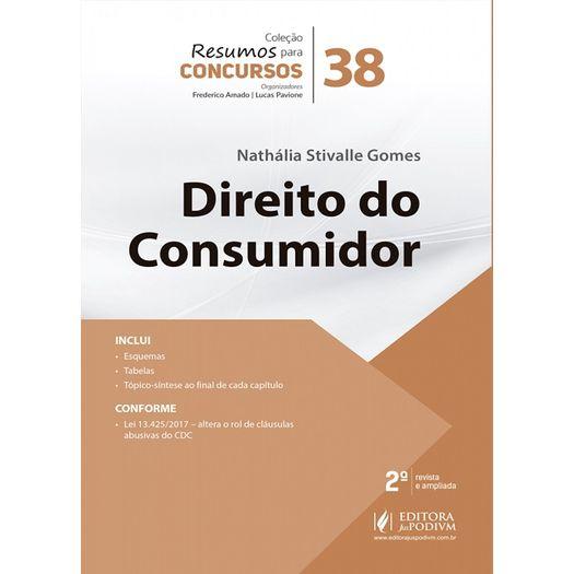 Direito do Consumidor - Juspodivm