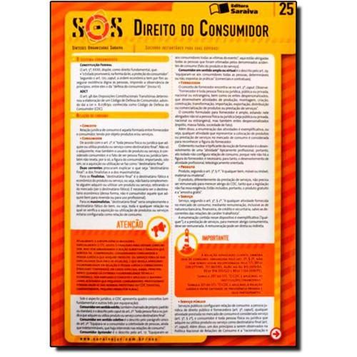 Direito do Consumidor - Vol.25 - Coleção SOS
