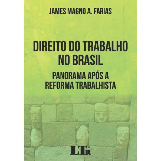 Direito do Trabalho no Brasil - Ltr