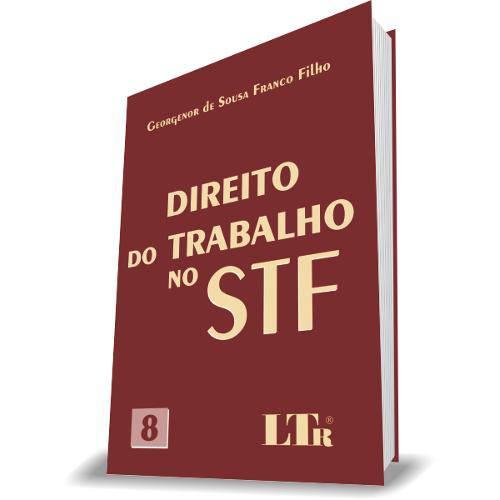 Direito do Trabalho no Stf - N. 08