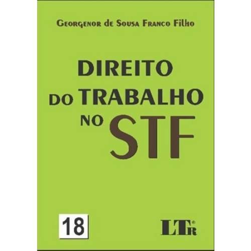 Direito do Trabalho no Stf - N. 18