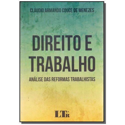 Direito e Trabalho - 01ed/17