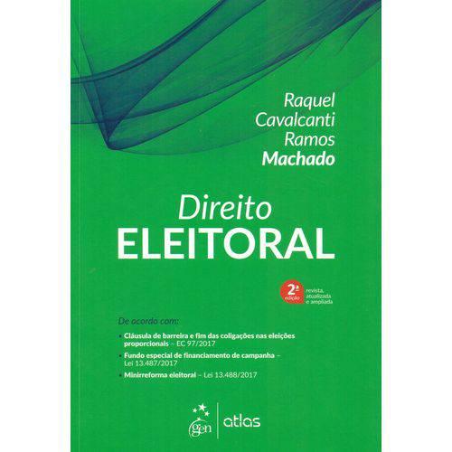 Direito Eleitoral - 02ed/18