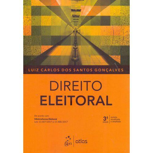 Direito Eleitoral - 03ed/18