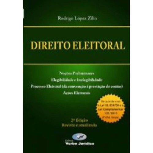 Direito Eleitoral - 2ª Ed. 2010