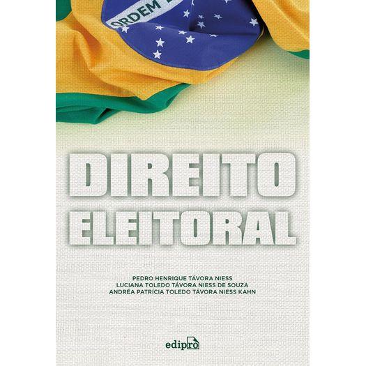 Direito Eleitoral - Edipro