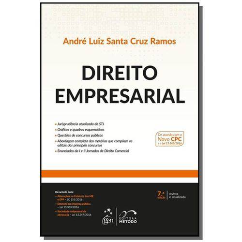 Direito Empresarial - 7a Ed