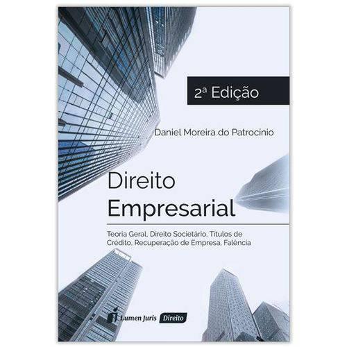 Direito Empresarial - 2ª Ed. - 2017
