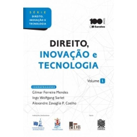 Direito Inovacao e Tecnologia - Vol 1 - Saraiva
